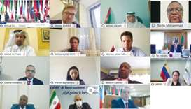 GECF holds 36th Executive Board Meeting via video conference