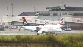 Africa airline