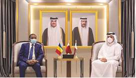 FM meets Chadian counterpart