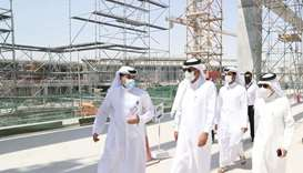 HIA expansion 'on track'; PM tours both airports