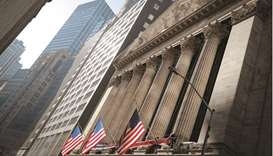 The front facade of the New York Stock Exchange. This week is lesson to everyone on Wall Street who
