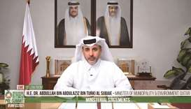 Qatar seeks to build a sustainable, competitive food system: minister