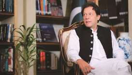 """GRATEFUL: """"I want to thank the (people) ... for placing their trust in the PTI through their votes,"""""""
