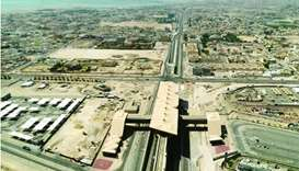 82% of Al Wakra Main Road project completed