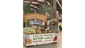 This year's festival is being celebrated at many of Al Meera's branches, including the recently open