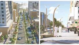 The Doha Central Development and Beautification Project will improve water drainage, foul sewer and