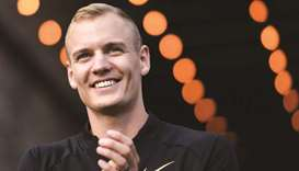 Two-time pole vault champion Sam Kendricks of US tested positive for Covid.