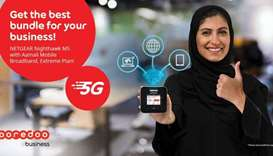 Ooredoo offer boosts small business solutions with exclusive value bundles