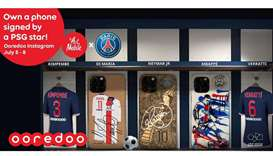 Ooredoo to auction yet more smartphone masterpieces for good causes