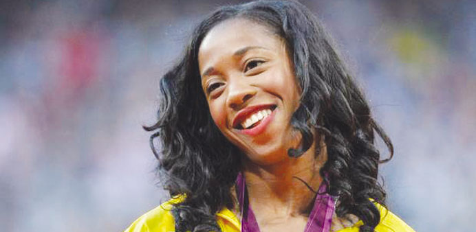 No sprint double for Fraser-Pryce at Worlds