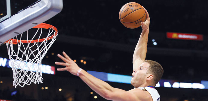Clippers face San Antonio Spurs as playoffs begin