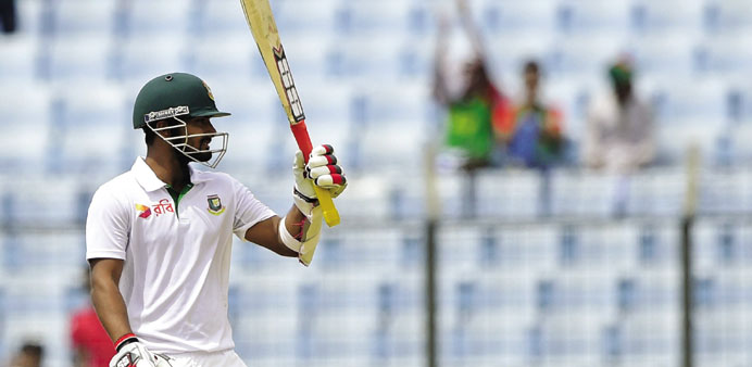 Bangladesh post their highest total against Proteas