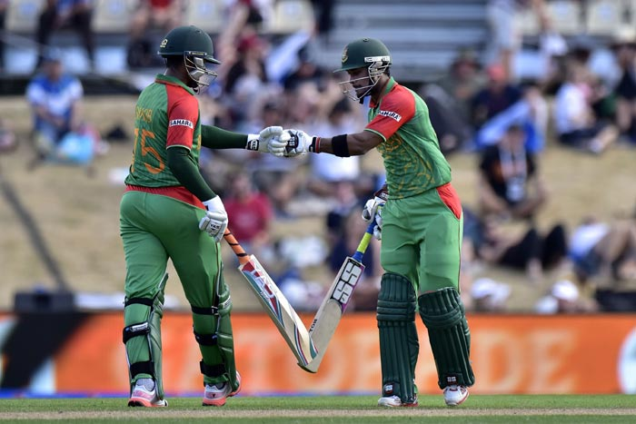 Bangladesh closer to last-eight with win over Scotland