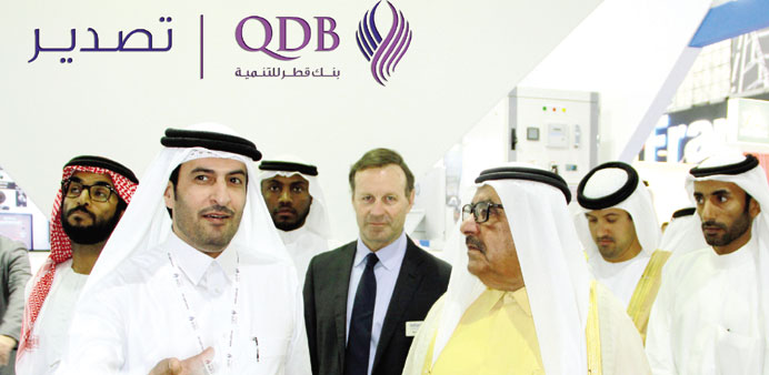 'Made-in-Qatar' exports get lift from QDB initiatives