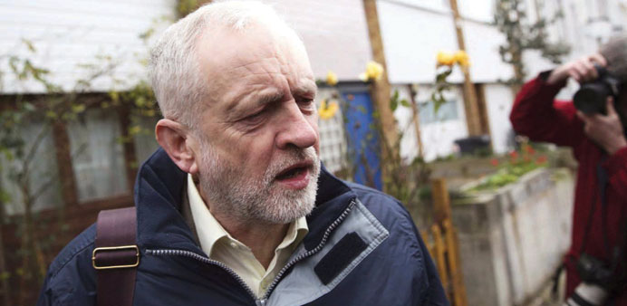 Labour leader Jeremy Corbyn will not impose a whip.