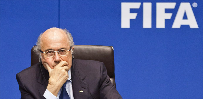 Ex-FIFA chief Blatter set to learn ban appeal