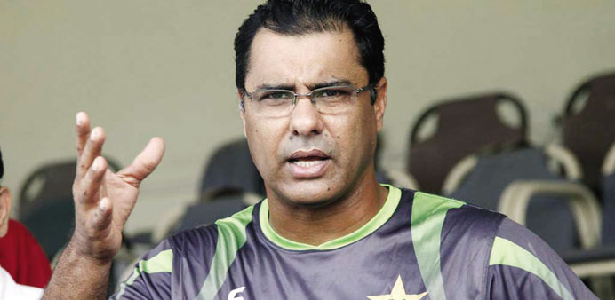 Waqar expects Pak to bounce back in Dubai Test