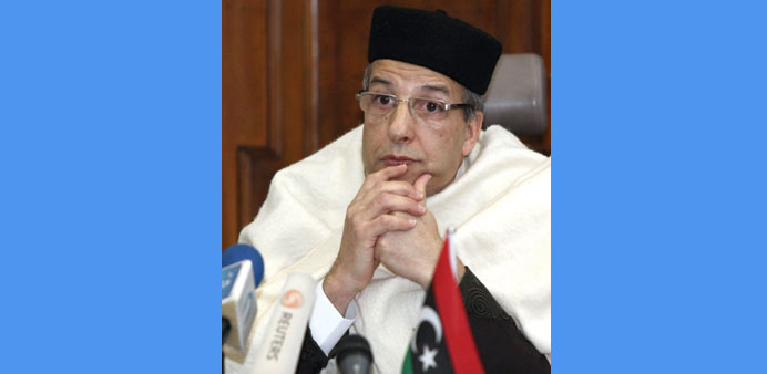 Libya parliament dismisses central bank governor