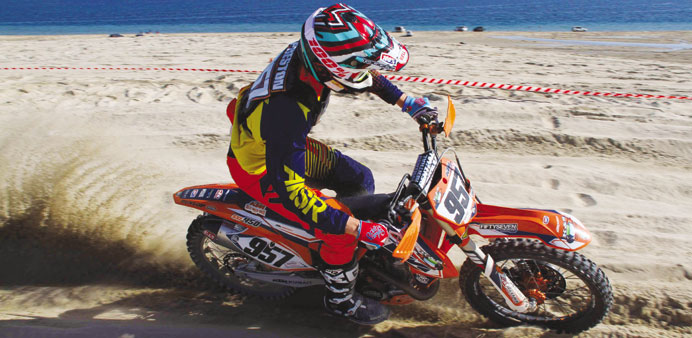 QMMF ready for another round of Qatar International Endurocross