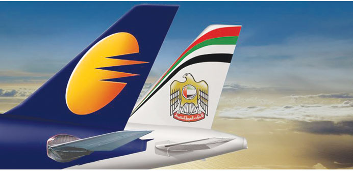 Etihad agreed to pay $379mn for a 24% stake in Jet in April
