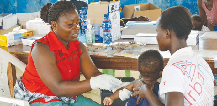 Roll over Ebola: measles is the deadly new threat