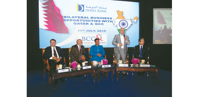 Qatar is the best place for Indian SMEs to do business: Seetharaman