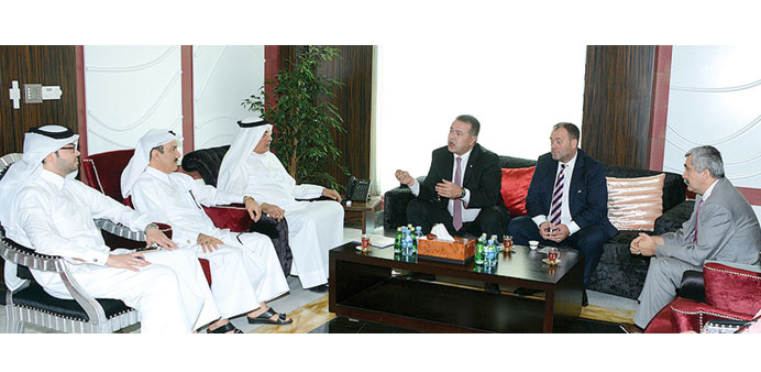 Romania trade team to visit Qatar in Oct