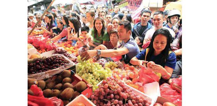 'Philippines inflation may grow but within target'