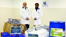 Qatar Airways, QACC launch waste reduction programme