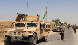 Clashes as Afghan Taliban edge closer to Helmand capital