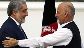 Afghan government partner berates President Ghani