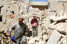 Russia 'close' to joining forces with US on Aleppo