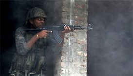 Security forces kill five Kashmir protesters