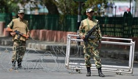 Two soldiers, one police officer killed in Kashmir