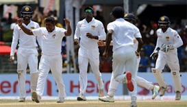 Whitewash as Sri Lanka win third Test against Australia