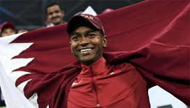 Barshim makes Qatar proud, wins silver medal in Olympics