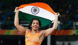 Woman wrestler opens account for India in Olympic Games with bronze