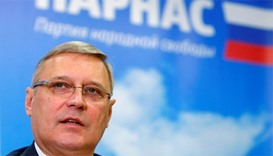 Parliamentary elections being rigged, says Russian opposition