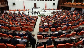 Turkish parliament approves Israel deal