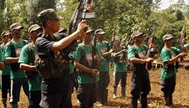 Philippine rebels in 7-day truce for Norway talks