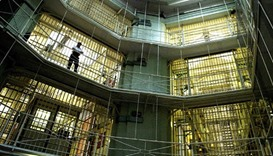 Britain to create isolation units to counter extremism in jails