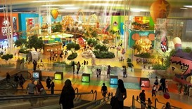 Indoor theme park to open in Dubai