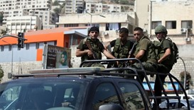 Mass protests in West Bank city after Palestinian detainee dies