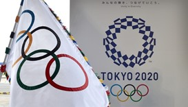 Olympic flag arrives in Tokyo for 2020 Games