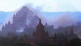 Powerful quake hits Myanmar, damaging famed Bagan temples