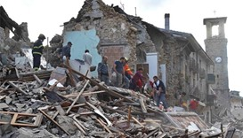 At least 120 killed as quake flattens towns in central Italy