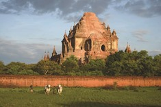 Myanmar seals off temples hit by quake