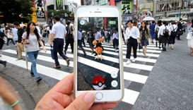 The 'Pokémon Go' game