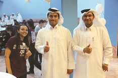 Tamuq welcomes largest freshman class in four years