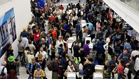 'Loud noises' led to Los Angeles airport evacuation: police